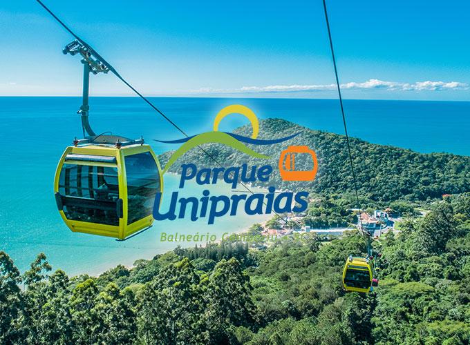 Parque Unipraias com Parque Ambiental e Praia de Laranjeiras (QUI a SEG)